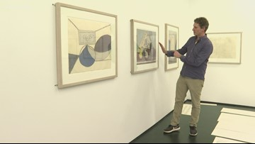 Exhibit of rare Pablo Picasso works on display at KMAC through March