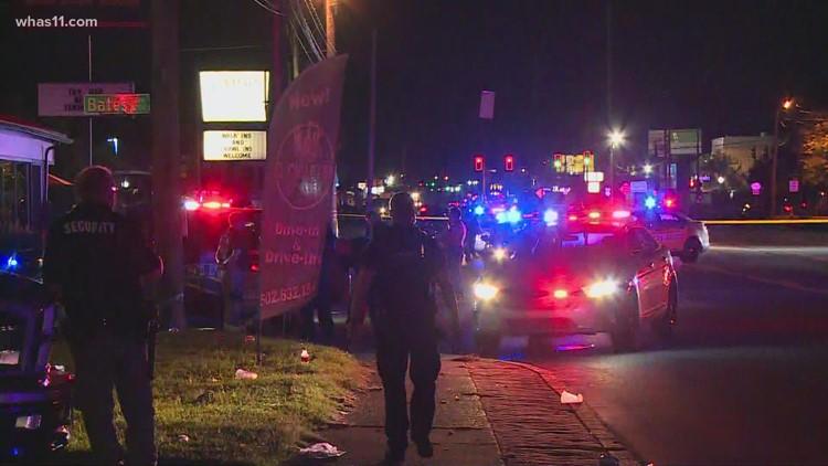 Man killed, teenager injured after shooting outside Okolona restaurant