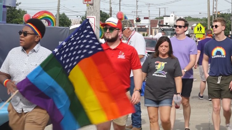 Louisville's 'Pride' history goes back two decades