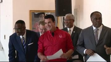 Papa John's revokes scholarships, Simmons College says