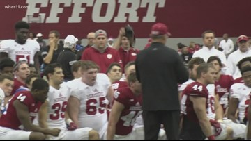 Hoosiers tab Ramsey as QB, competition open