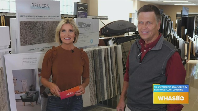 Korfhage Floor Covering on Great Day Live