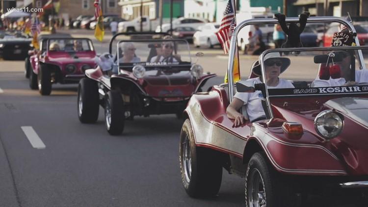 Gaslight Festival Parade returns to Jeffersontown for 2021