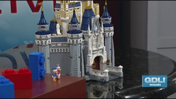 Lego lovers unite! Convention comes to Louisville