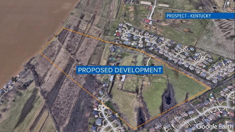 New development approved in Prospect despite opposition