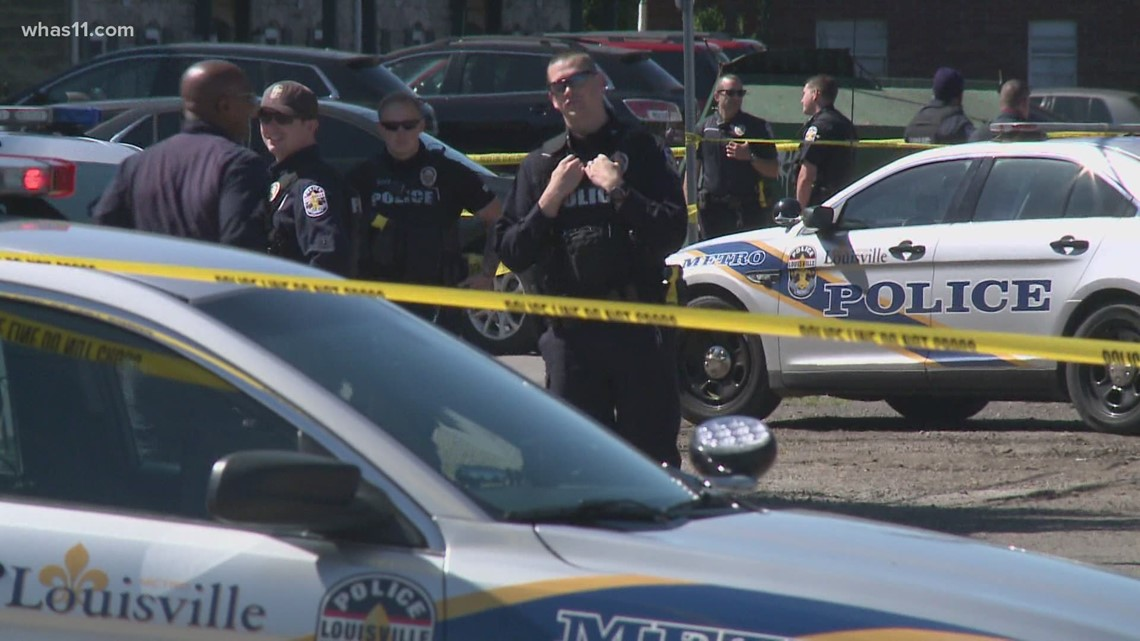 LMPD short 241 officers amid rise in violence