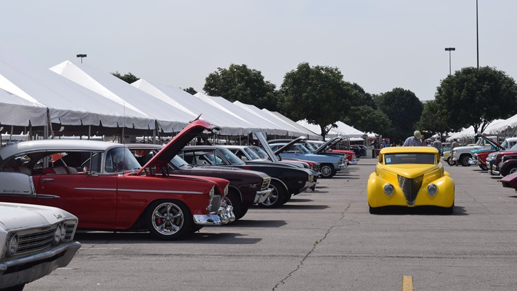 Street Rod Nationals returning to Louisville this week