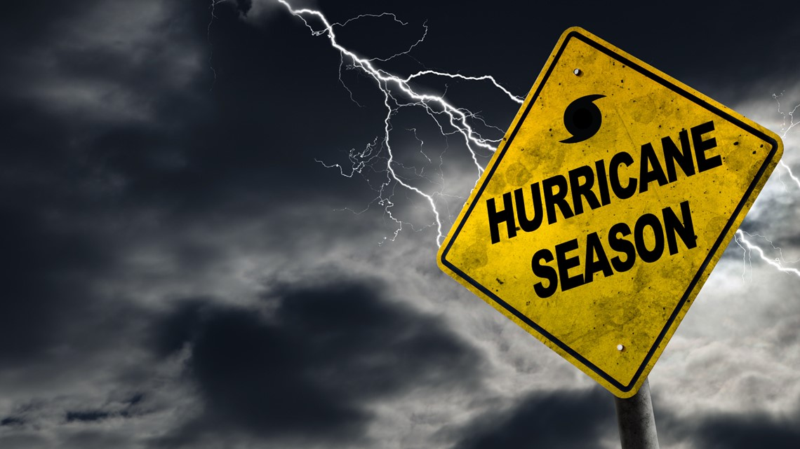 Hurricane formation explained