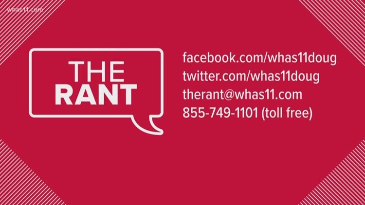 The Rant 8.21.19