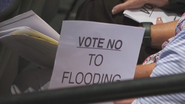 Vote No to Flooding