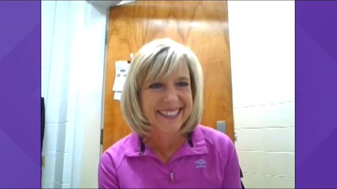 Greater Clark PE teacher honored with ExCel Award