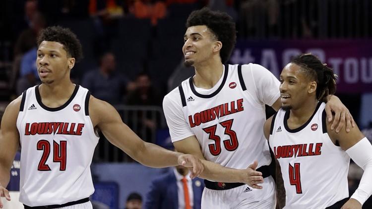 Louisville earns seven seed, will face Minnesota in NCAA Tournament
