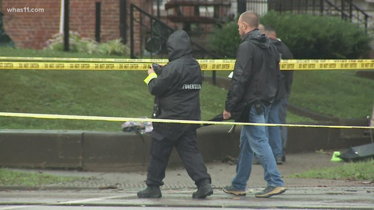FBI, ATF join investigation in deadly shooting at Louisville bus stop