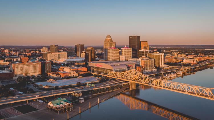 What is in Louisville's $1 billion budget proposal?