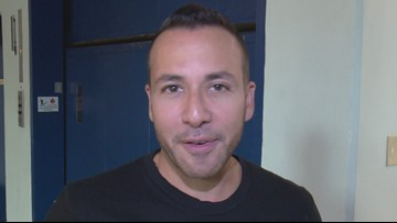 Howie, of the Backstreet Boys, stopped by our studio ahead of their performance
