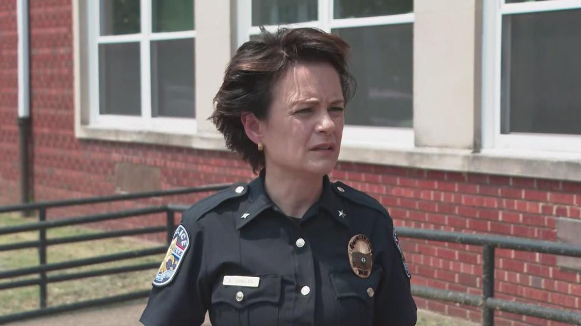 Shields opens brief on Cecil Avenue investigations
