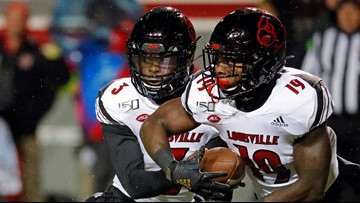 Louisville becomes bowl eligible after win over NC State