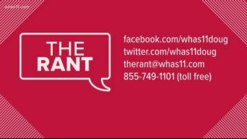 The Rant Oct. 18, 2019