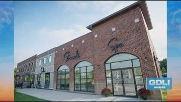 Treat yourself at Strands Salon & Spa's grand opening