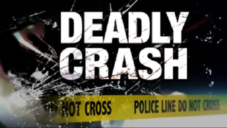 The crash happened at 2:30 p.m. on Monday, July 9.