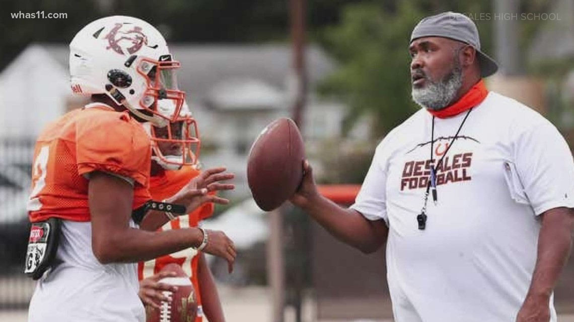 Former Central High football coach Ty Scroggins passes after long battle with COVID-19