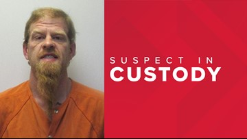 Former inmate accused of smuggling drugs into Clark County Jail arrested