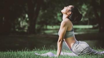 Going stir-crazy? Calm your mind through yoga or meditation | Workout Wednesday