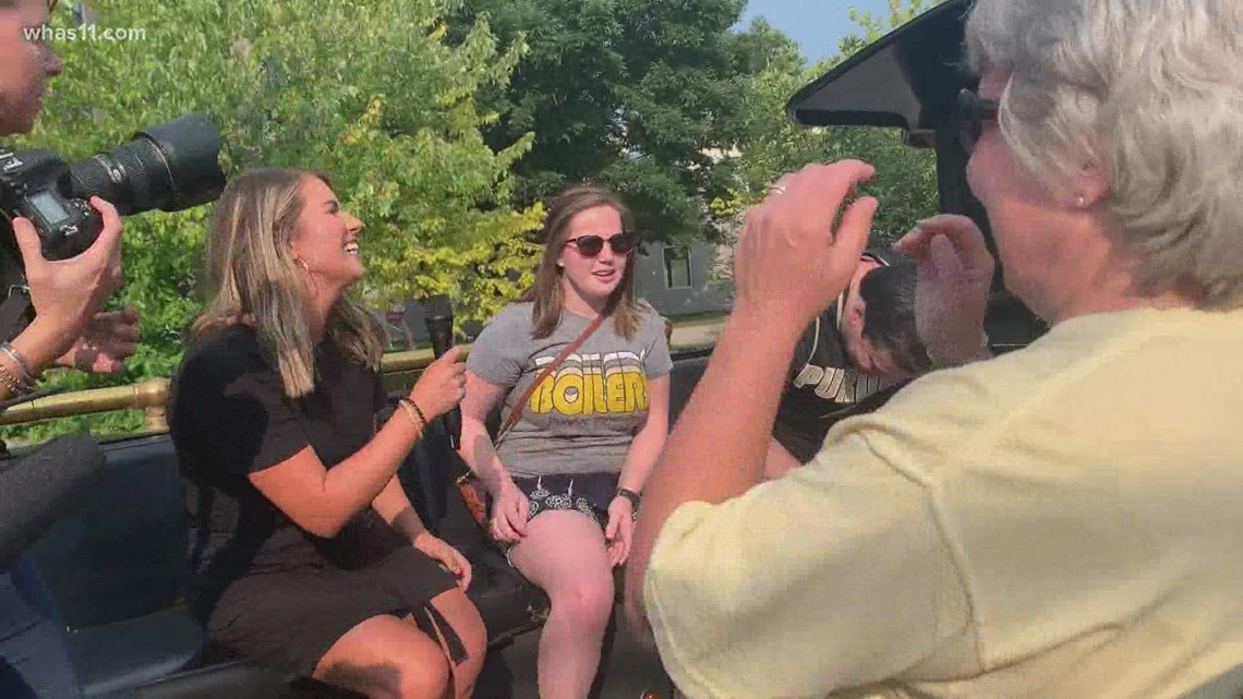 Purdue pharmacy student wins 'Old Golden Ticket' drawing, will get free tuition for a year