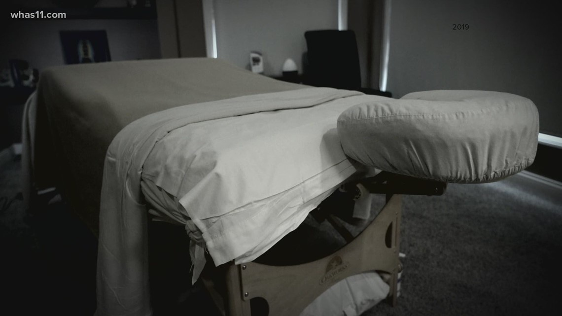 Kentucky Massage Therapy Bill addresses loopholes to prevent sex trafficking, assault