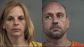Man, woman facing charges after assault in Taylor-Berry neighborhood