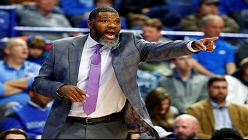 Evansville basketball coach McCarty fired amid misconduct allegations