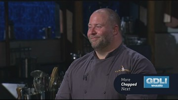 "The secret's out! Louisville chef named ""Chopped"" champion"