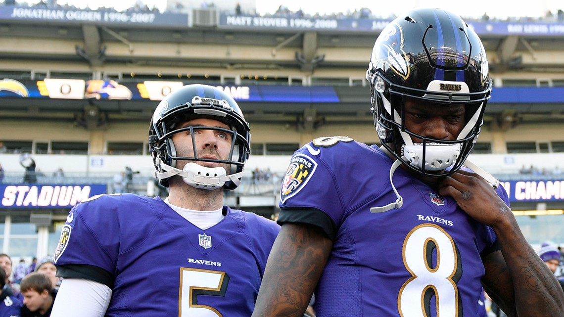 AP source: Broncos to acquire Joe Flacco from Ravens