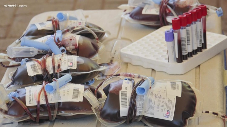 VERIFY: Is someone making money off of donated blood?