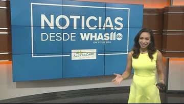 Louisville noticias desde WHAS11: April 10, 2019