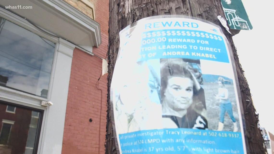 UNSOLVED: New eyes on Andrea Knabel case
