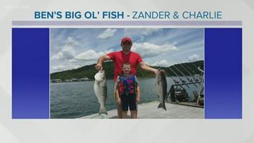 Ben's Big Ol' Fish - September 7