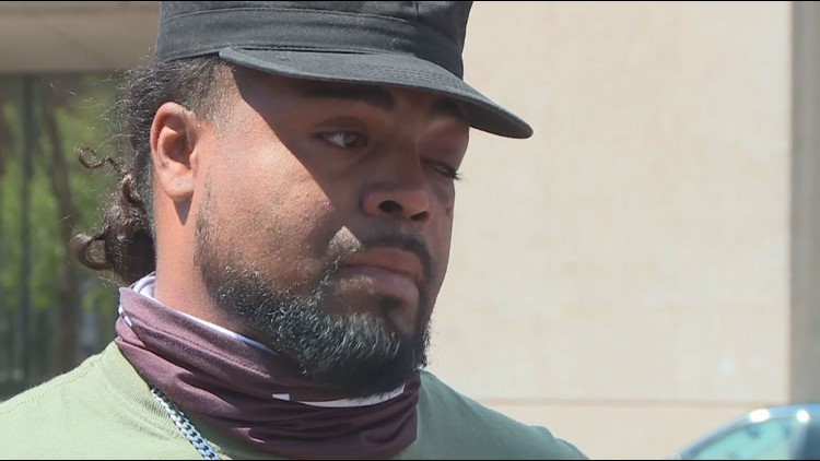 Charges dropped against man punched by Louisville police