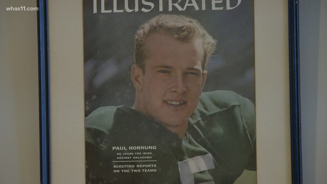 'Golden Boy,' Louisville native Paul Hornung dies at age 84