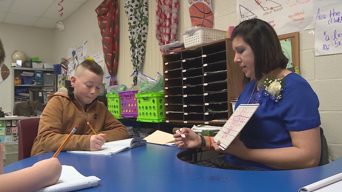 LaRue County teacher receives ExCEL Award