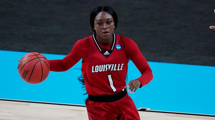 UofL's Dana Evans selected by Dallas Wings in WNBA Draft
