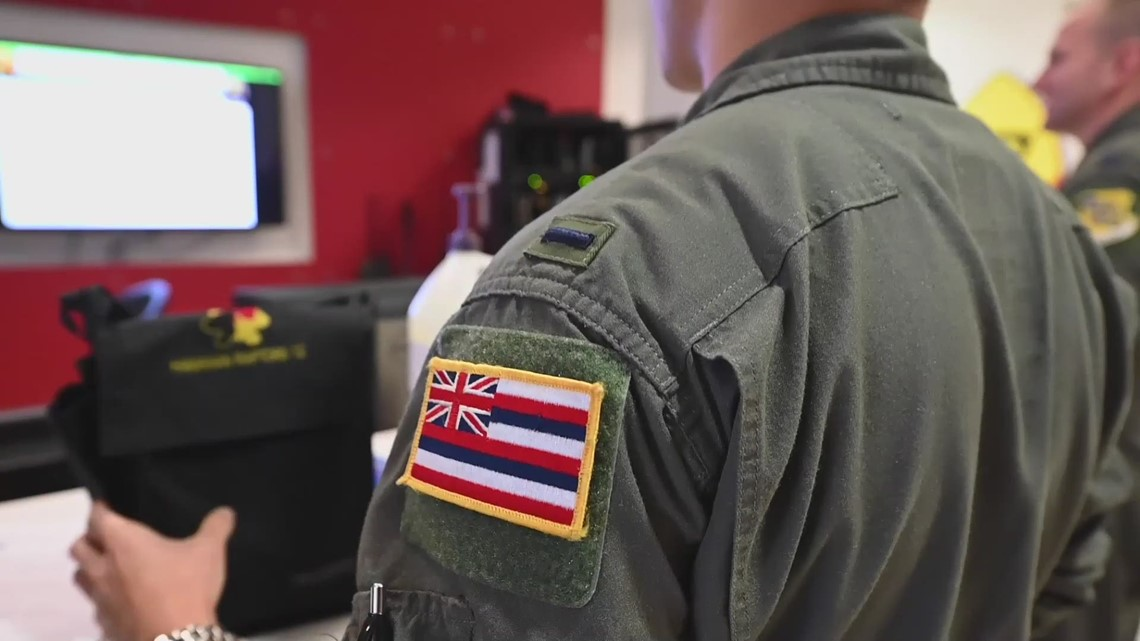 All-Asian American, Pacific Islander aircrew takes flight