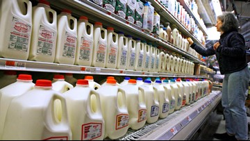 Not Milk? Kentucky bill challenges non-dairy 'milk' products