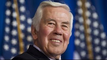 Ex-Sen. Lugar's burial set for Arlington National Cemetery