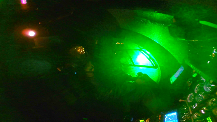'It's no kids game': Law enforcement cracks down on laser pointing