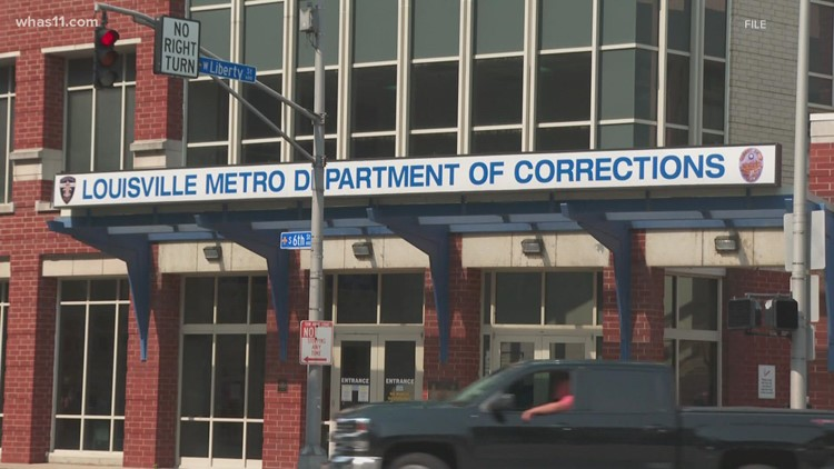 'You don't treat people like this': Man incarcerated speaks about Louisville jail conditions