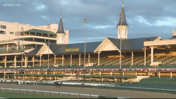 Parking and traffic plans for Breeders' Cup