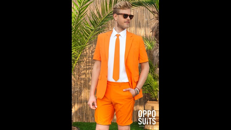 Funky Suit Kentucky Derby