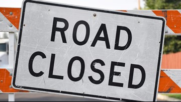 Scenic Ohio River road closed after erosion damages pavement