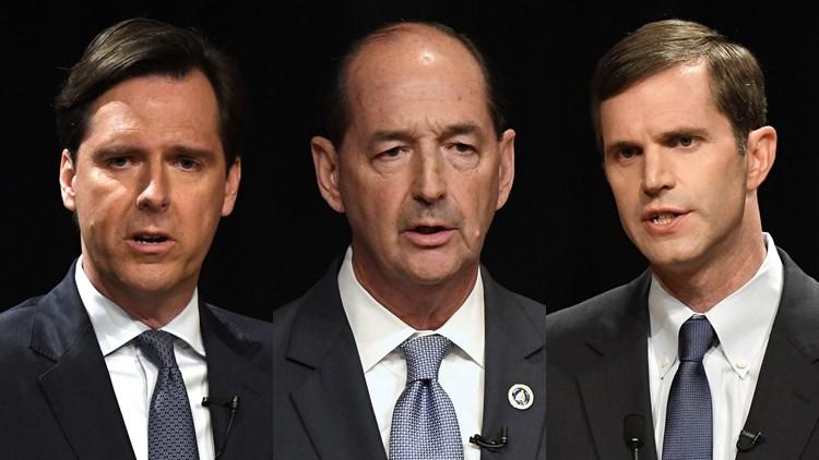 Democratic gubernatorial candidates make elevator pitch for your vote
